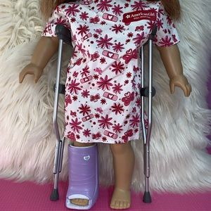 American Girl Other - American Girl Hospital Set